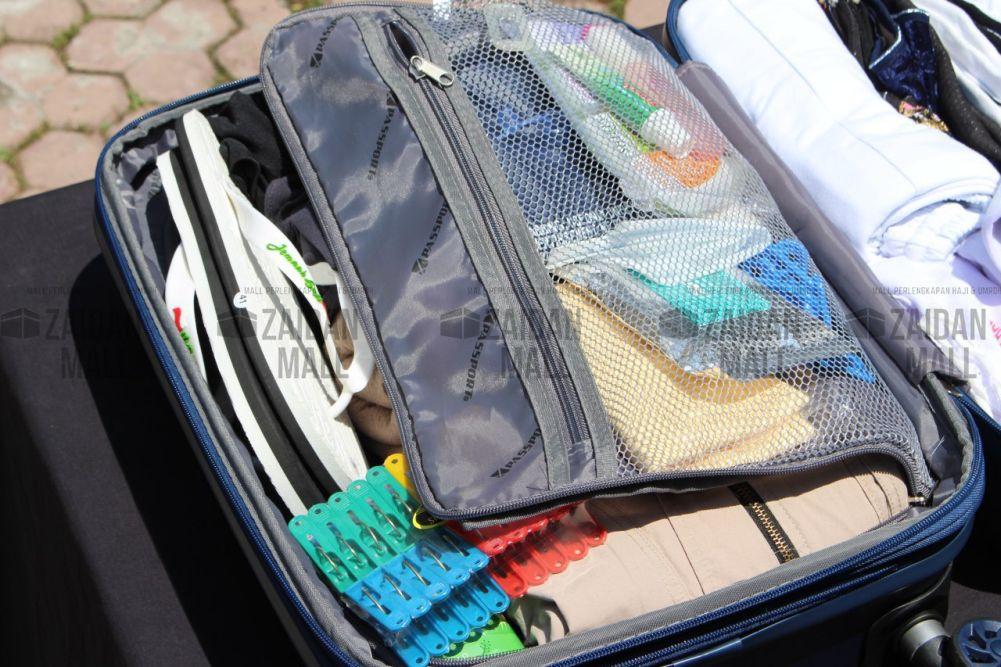 Packing : Perlengkapan Umroh Wanita