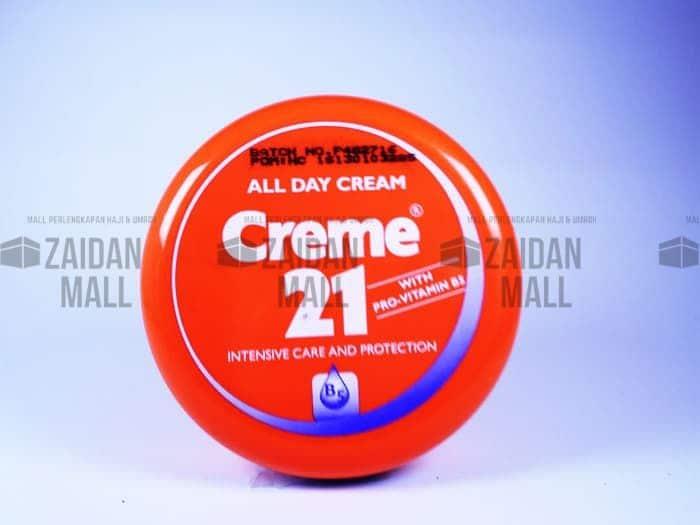 Creme 21 | Perlengkapan Umroh Wanita